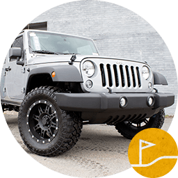Carolina Custom Adventure Jeep Packages