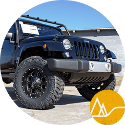 Carolina Custom Extreme Jeep Packages
