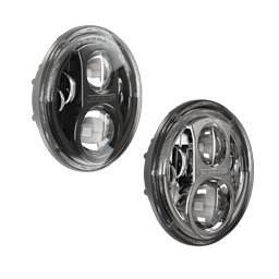 JW Speaker LED Headlight Conversion