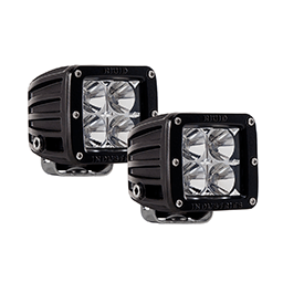 "Rigid 3"" Dually LED Lights"