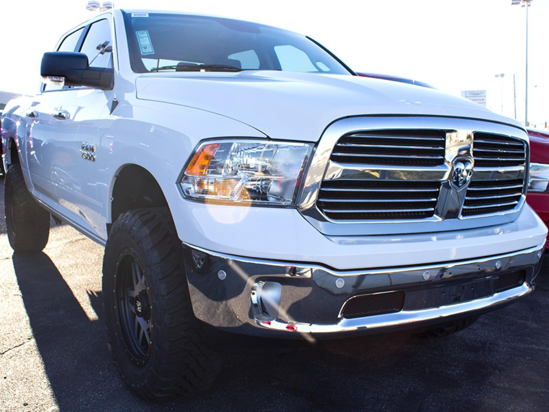 2015 ram 1500 big horn truck crew cab. Black Bedroom Furniture Sets. Home Design Ideas