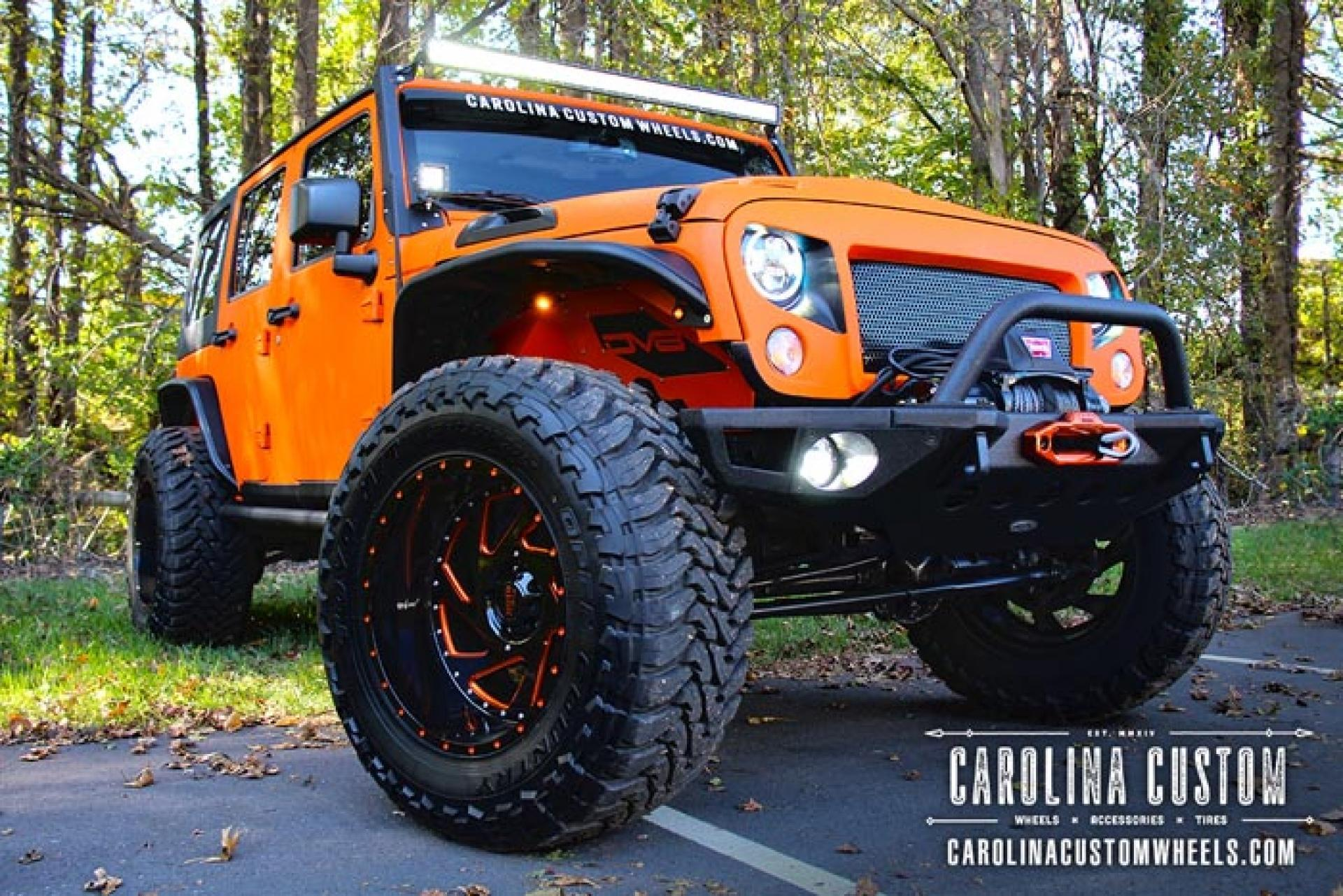 2015 Jeep Wrangler JK Unlimited Sport
