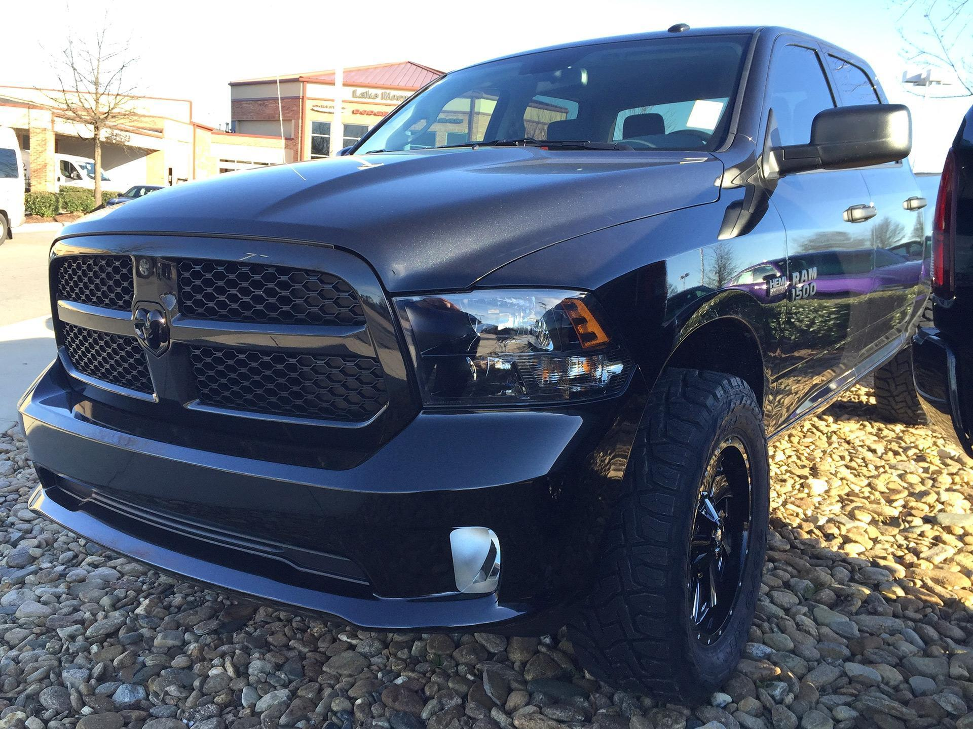 Lake Norman Jeep >> 2016 Ram 1500 Express 4x4 Truck Crew Cab